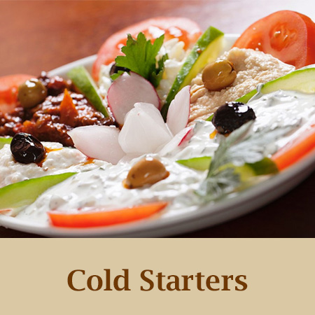 Cold Starters